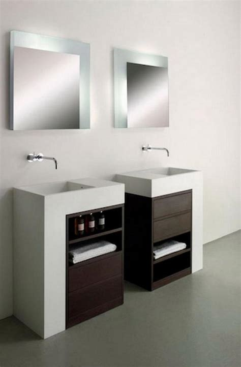 Decorating Ideas For Bathroom Vanities by 20 Awesome Bathroom Vanities Design Ideas