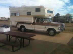 Slide in Truck Campers
