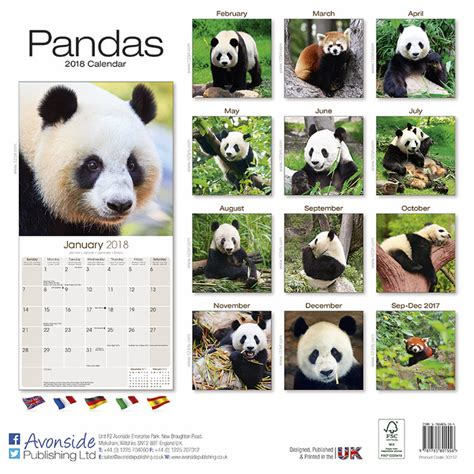 pandas calendars ukposterseuroposters