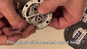 Mikuni Carb Series  1 Fuel Pump Rebuild