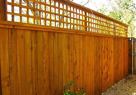 top choices  residential fencing styles capitol fence