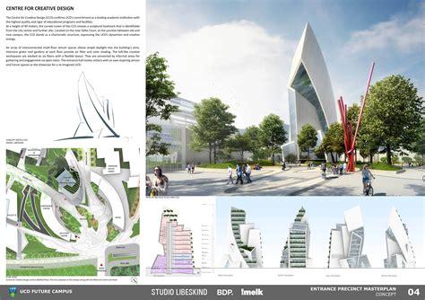 studio libeskind future campus ucd international design