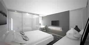 Ideen Für Kleine Schlafzimmer : kleines schlafzimmer einrichten schranksysteme ~ Lizthompson.info Haus und Dekorationen