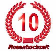 Geschenke Zur Rosenhochzeit : rosenhochzeit spr che w nsche zum 10 hochzeitstag ~ Frokenaadalensverden.com Haus und Dekorationen
