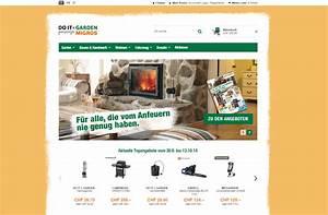 Do It Baumarkt : baumarkt rallye migros zieht mit do it garden nun online nach carpathia digital business blog ~ Orissabook.com Haus und Dekorationen