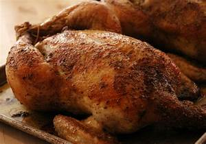 Oven Roasted Chicken | A Pinch of this And A Pound Of Love