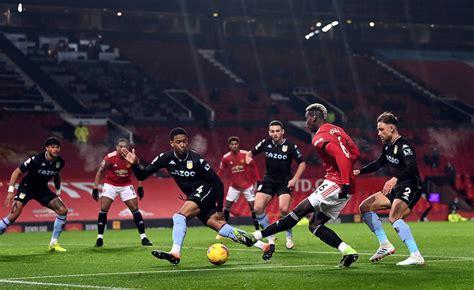 Man United player ratings vs Aston Villa: Fernandes and ...