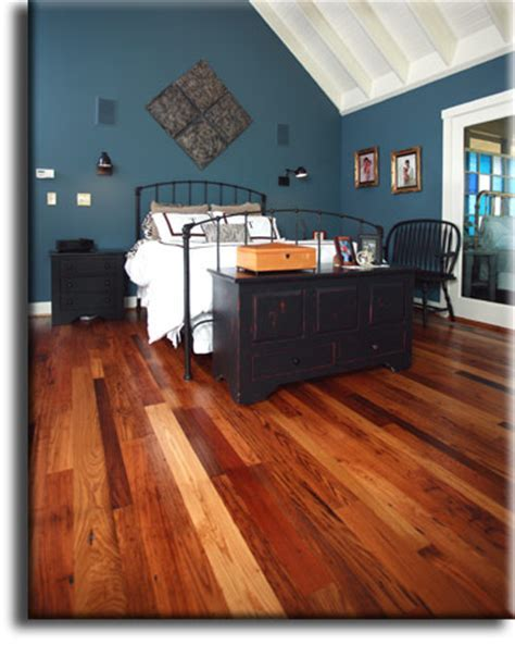Antique Wormy Chestnut Flooring by Appalachian Woods, LLC