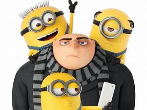 Gru Minions Despicable Me 3 1024x768 - HD Wallpaper ...