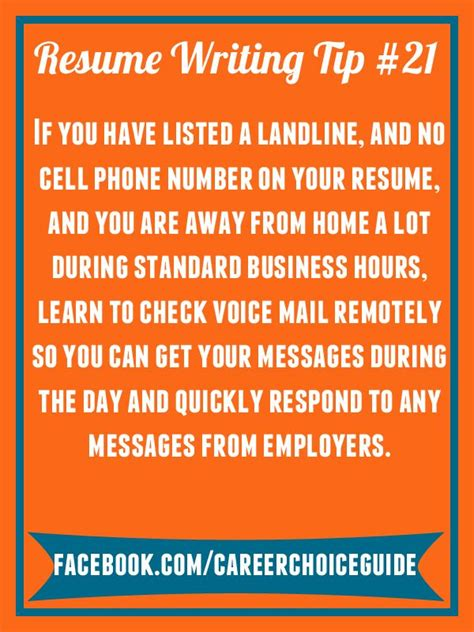 cell phone number on resume 1000 images about search tips from career choice guide on