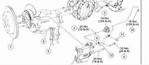 2003 Ford Ranger Rear Brake Diagram