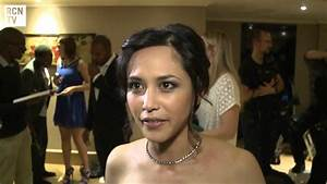 Rhoda Montemayor Interview The Knot UK Premiere - YouTube