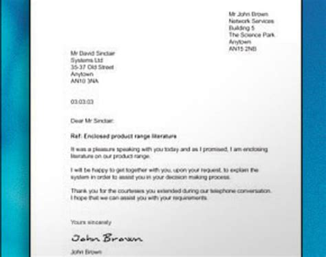 official letter  english  india