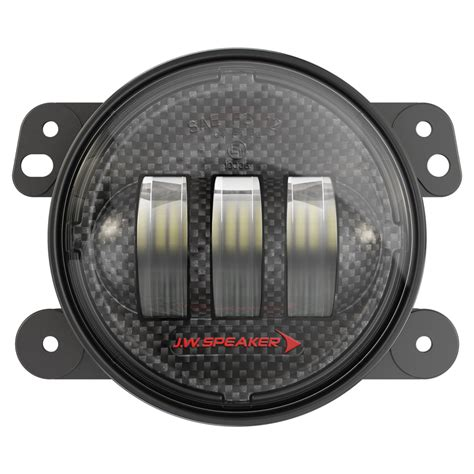 Led Fog Lights by Jw Speaker Led Fog Lights Model 6145 J2 Series J2foglights