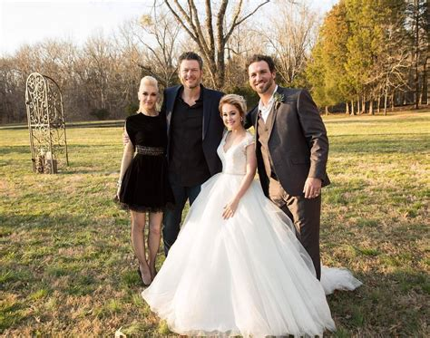Raelynn Marries Josh Davis As Her 'voice' Mentor Blake