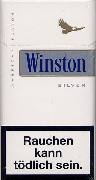 Winston Silver 100's 20AT2011