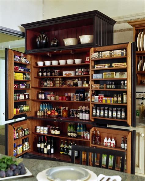 slim kitchen pantry cabinet slim pantry cabinet kitchen traditional with black