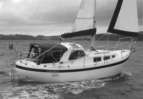 Scanyacht 290 Sailboat Specifications And Details On