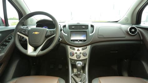 Interni Chevrolet Trax Chevrolet Trax 2013 Interior