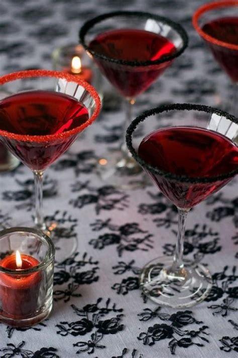 stunning red  black halloween ideas  wow style