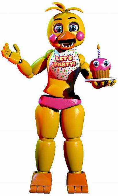 Chica Toy Andrewjohn100 Fandom Wiki