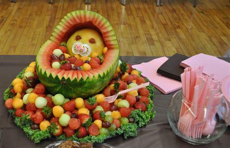 Design To Shine Fruit Baby  Shower Idea