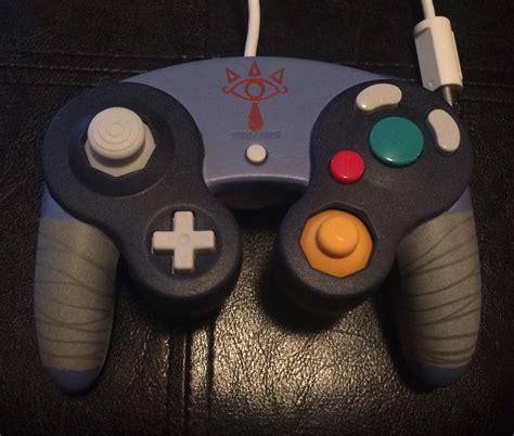 custom sheik gamecube controller      friend