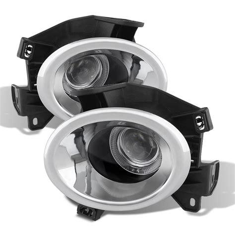2013 2014 nissan pathfinder s model halo projector bumper