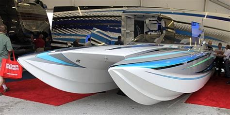 Fast Catamaran Boats by 187 Fast Company Catamaran Or V Bottom