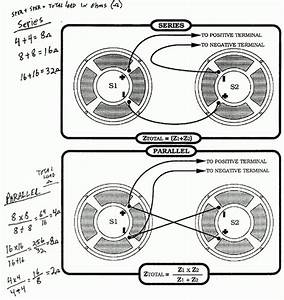2x12 wiring diagram wiring diagram and schematic diagram With subwoofer wiring