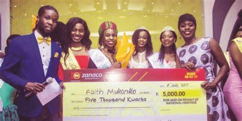 Faith Mukonko Is Miss Heritage