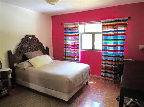 inexpensive mexican blankets  good curtains casita