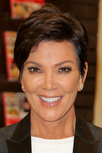 Short Haircuts Kris Jenner