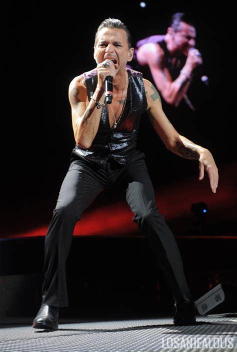 depeche mode  staples center september