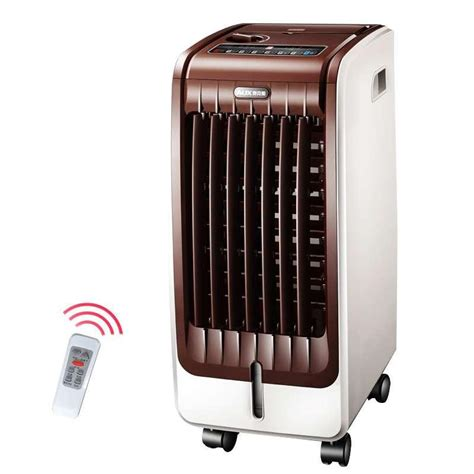 and cool fan aux remote control cooler air fan portable room