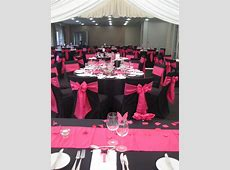 17 Best images about Pink and black wedding ideas on