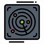 Icons Radar Flaticon Icon