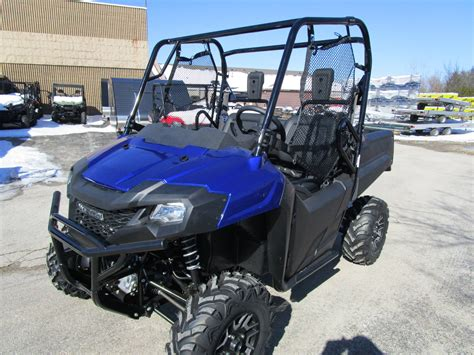 New 2017 Honda Pioneer 700 Deluxe Utility Vehicles In