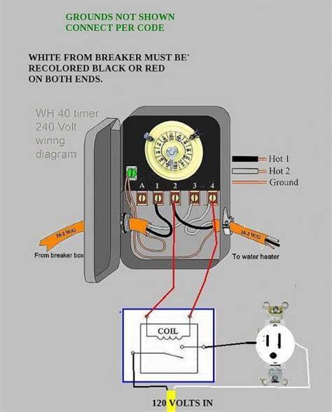 wiring hot water heater pump   circuit doityourself