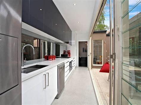 galley kitchen extension ideas 55 best images about galley kitchens on pinterest galley kitchen design small kitchens and