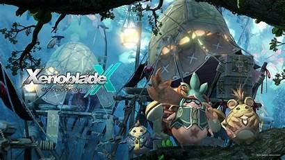 Xenoblade Chronicles Wallpapers Desktop Yande Re Elma