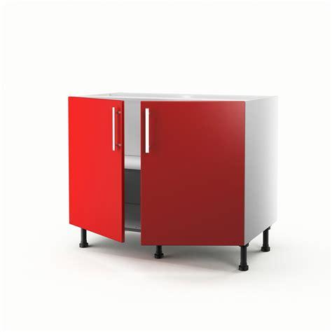 meuble cuisine 100 cm rideaux cuisine contemporain