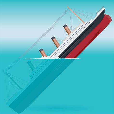 Sinking Boat Illustration by Royalty Free Sink Clip Vector Images Illustrations
