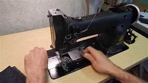 I Have Bought An Old Singer 111w151 Sewing Machine And It