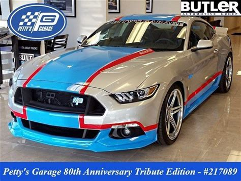 New 2017 Ford Mustang GT Premium 2dr Car in Thomasville ...