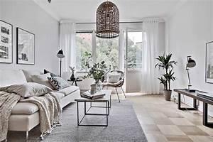 15, Living, Rooms, To, Help, You, Master, Scandinavian, Design