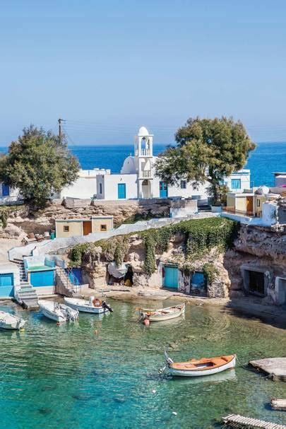 Milos Greece Cn Traveller