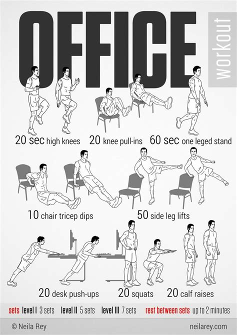 desk exercises at work 1000 ideas about office workouts on pinterest denise
