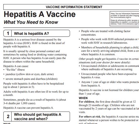 hepatitis b vaccine schedule hepatitis a health navigator nz