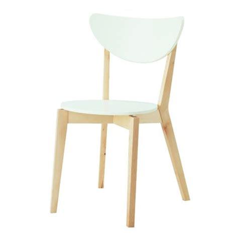 ikea chaises de cuisine chaise nordmyra ikea maison